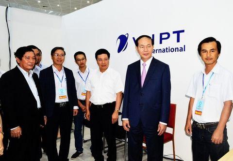 VNPT chuẩn bị cho tuần lễ cấp cao APEC